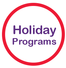 Holiday programs at cirkidz circus school