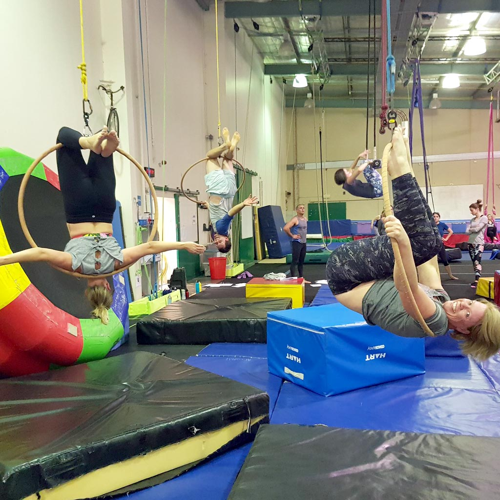 adult circus classes